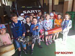 Przedszkolaki w OSP …