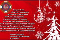 Życzenia Bożonarodzeniowe ...