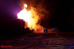 Pożar w CMC ...