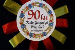 90 lat Koła Gospodyń Wiejskich z Roczyn ...