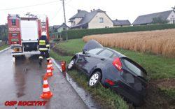 Zabezpieczenie w JRG, Wypadek …