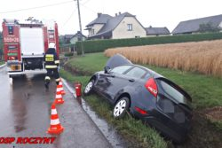 Zabezpieczenie w JRG, Wypadek ...