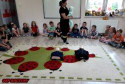 Wizyta u przedszkolaków …