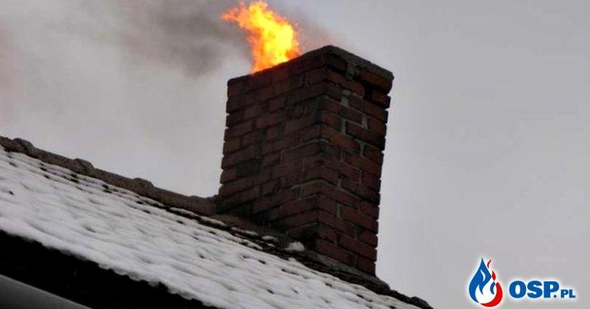 Pożary kominów, jak temu zapobiec ?