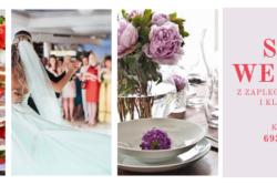 Sala na przyjęcia weselne i okolicznościowe :)