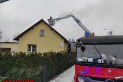 Pożar i zabezpieczenie terenu działań JRG ...